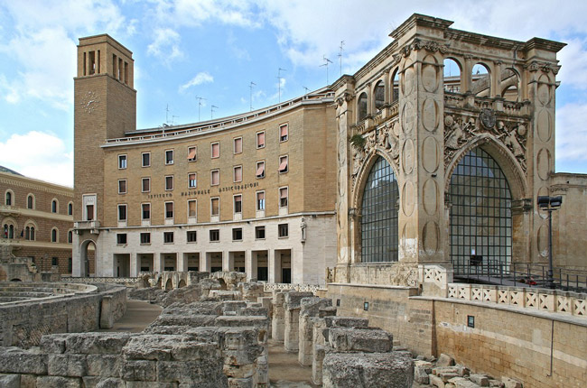 Palazzo del Sedile - Lecce